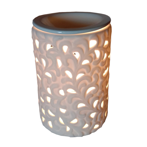 Flower Electric Oil Burner Lamp