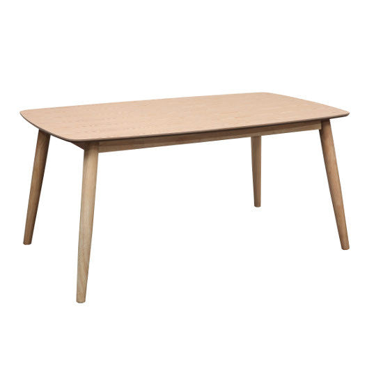 Gudena Dining Table 160cm (Natural Ash)