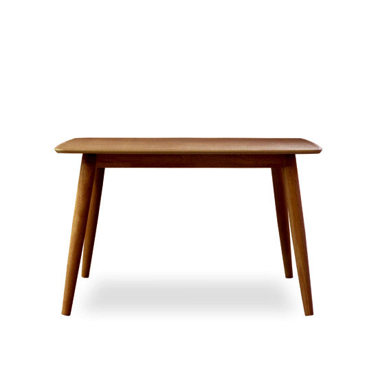 Bohemio Furniture Online Store - Gudena Dining Table (Teak Ash) 120cm x 80cm