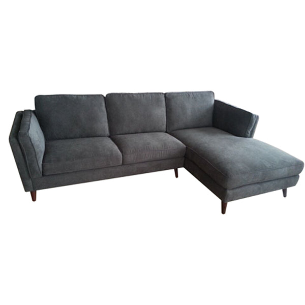 Haagen 2 Seater Chaise (Charcoal)