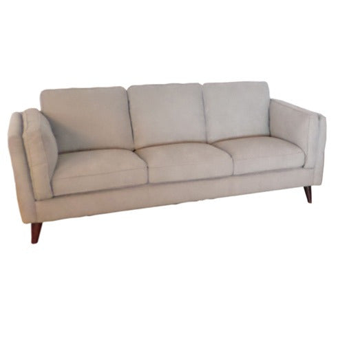 Haagen 3 Seater Sofa (Light Grey)