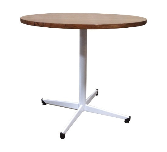 Janu Round Table White Base