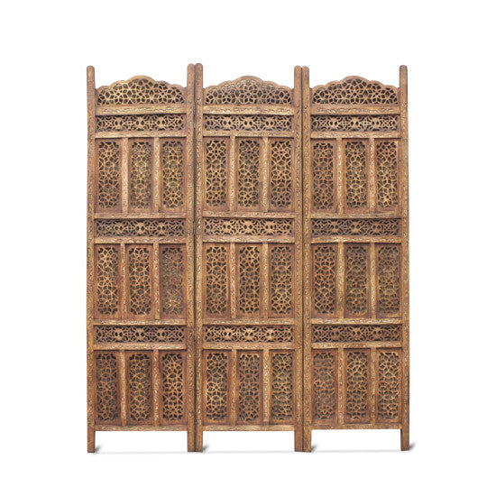Bohemio Furniture Online Store - Kaliedoscope 3 Panel Screen