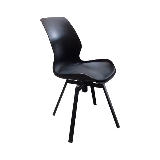 Leisure Swivel Chair (Black)