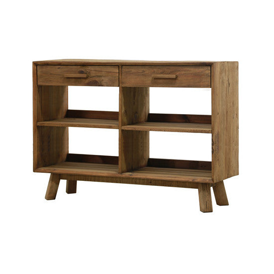 Manny 2 Drawer Oregon Shelf Sideboard