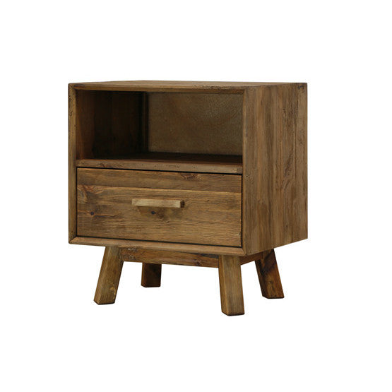 Manny 1 Drawer Oregon Side Table