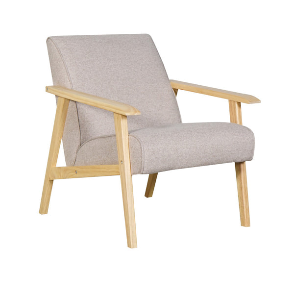 Noosa Accent Chair - Oyster