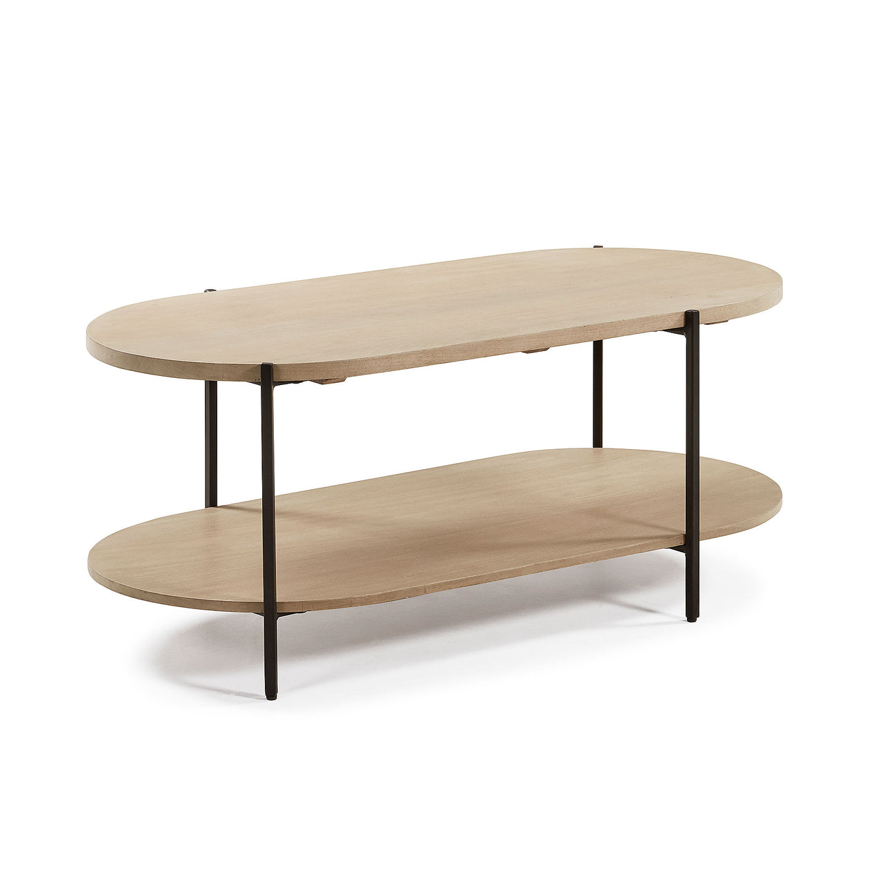 Pam Oval Coffee Table