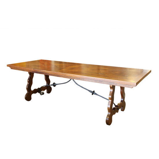 Bohemio Furniture Online Store - Pondi Dining Table Louis Leg