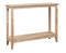 Quad Console Table - Natural