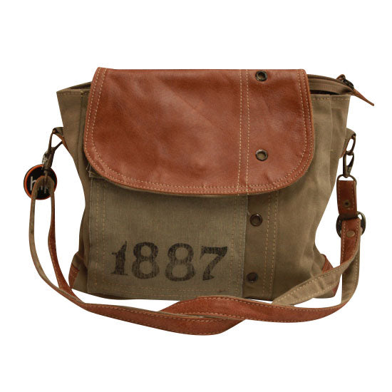 1887 Satchel Bag