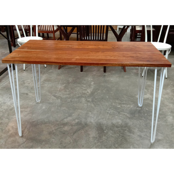 Skaf Dining Table 120 x 60 - White legs