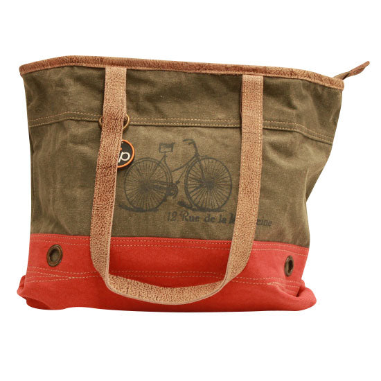 Tange Bike Tote Bag
