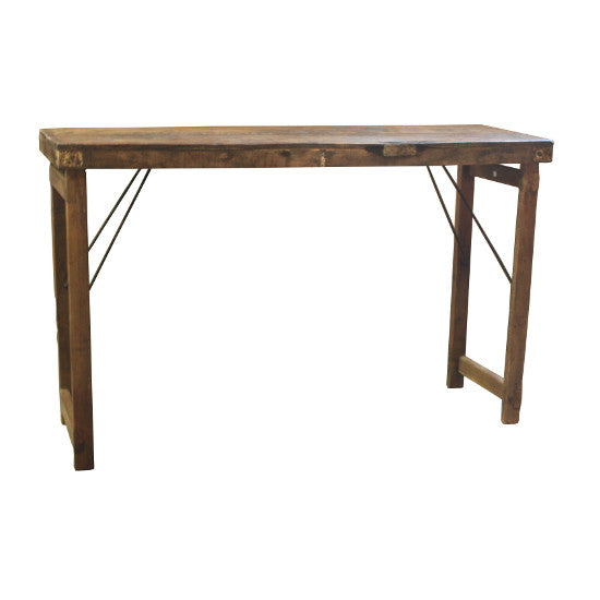 Vintage Banquet Table (High)