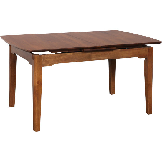 Wescott Auto-Extension Table Natural or Teak Finish