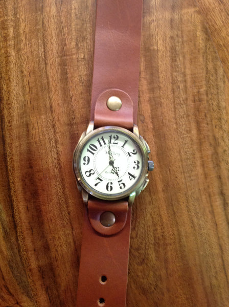 Unisex Medley Watch - Tan