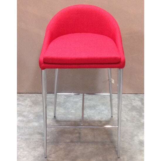 Martini Stool (Red)