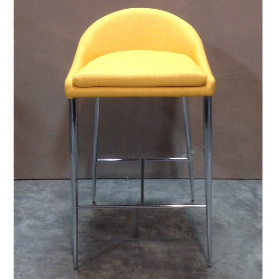 Martini Stool (Golden Yellow)
