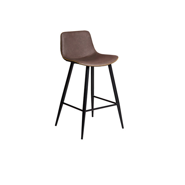 Mandy Counter Bar Stool (Brown)