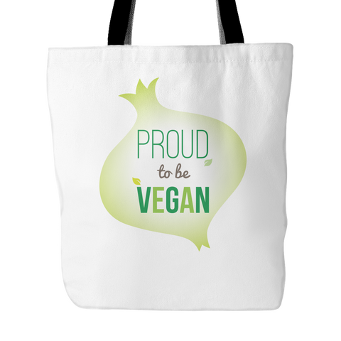 Proud To Be Vegan