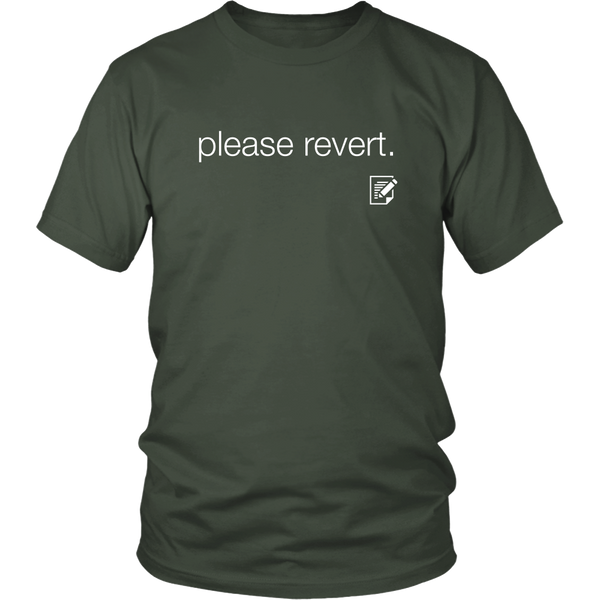 Funny Singapore / Singlish - Please Revert