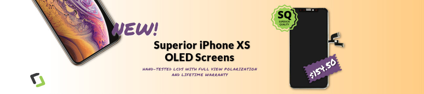 aftermarket iphone xs display replacement