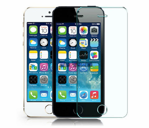 iPhone 5/5c/5s/SE Tempered Glass Screen Protector (Without Packaging)