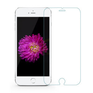 iPhone 7 Plus/8 Plus Tempered Glass Screen Protector  (Without Packaging)