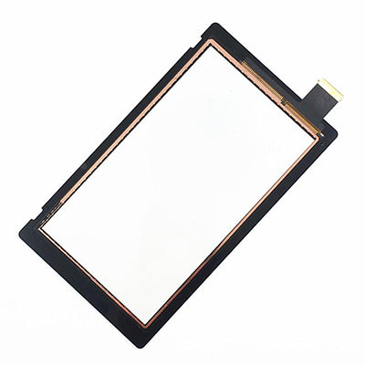 Original Outer Glass Touch Screen Digitizer Replacement Parts for Nintendo Switch - Black