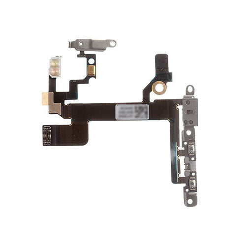 iPhone 5s Power & Audio Control Flex w/Fastening Bracket