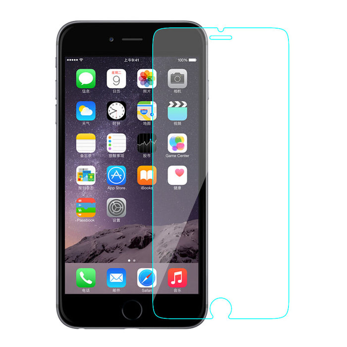 NuGlas Tempered Glass Screen Protector for iPhone 7 / 8