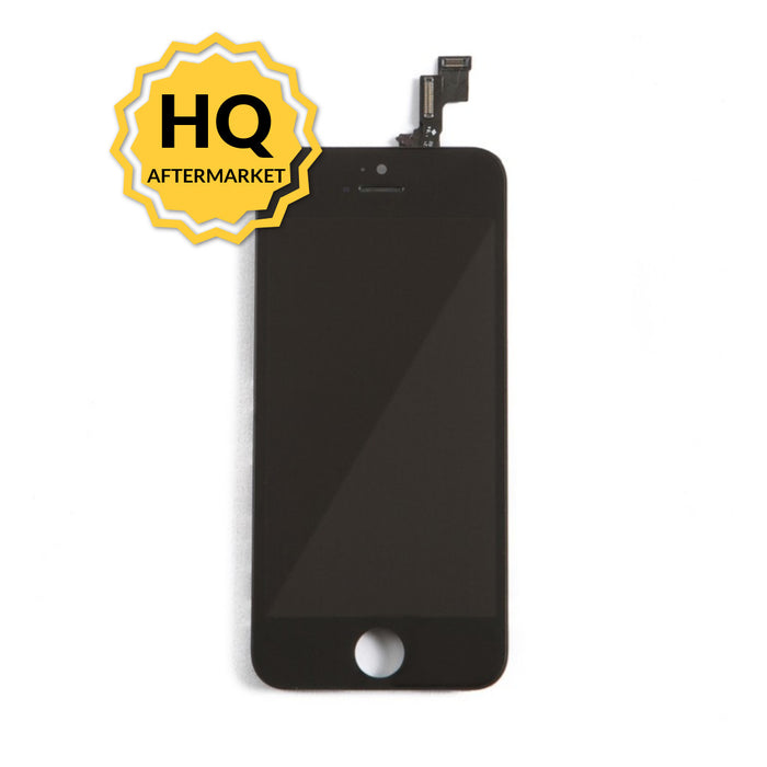 iPhone 5s H-View Quality Display Assembly - Black