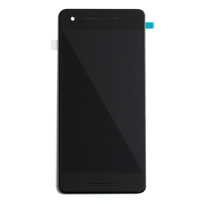 Google Pixel 2 Display Assembly w/Adhesive Kit - Black