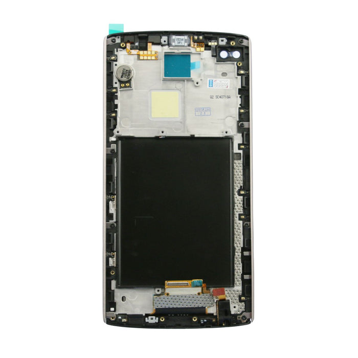 LG V10 Display Assembly with Frame - Black