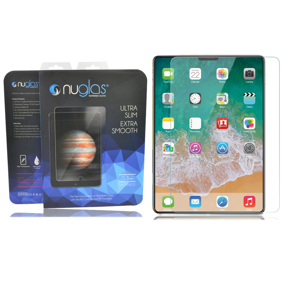 NuGlas Tempered Glass Screen Protector for iPad Pro 12.9""