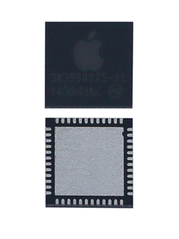 "Small Power IC Compatible For iPad Pro 12.9"" (1st Gen, 2016) / iPad Pro 9.7"" (343S00025)"