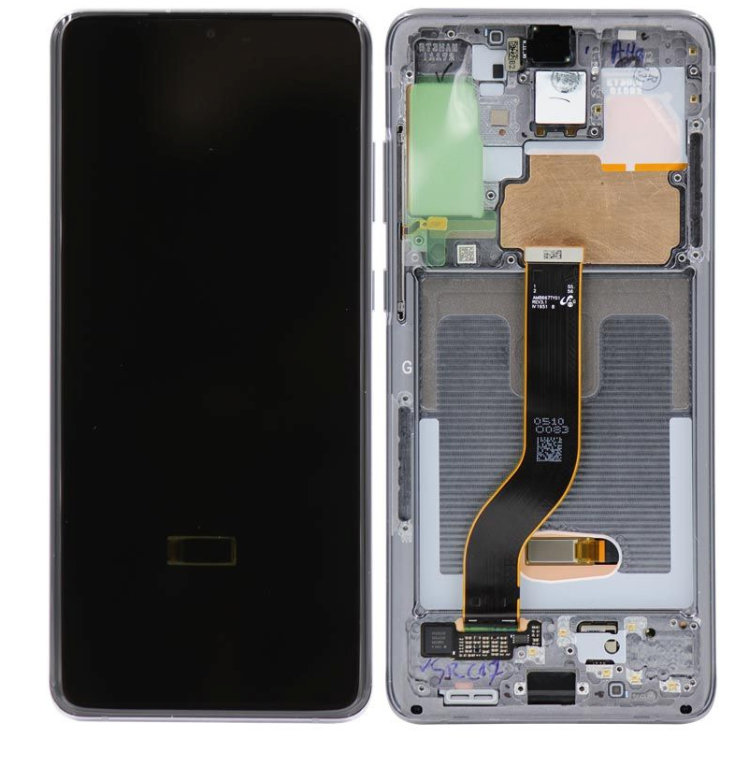 Samsung Galaxy S20 Plus Display Assembly, Cosmic Grey (All Carriers except Verizon)