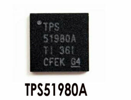 TPS51980A TI POWER CONTROLLER IC chips QFN32