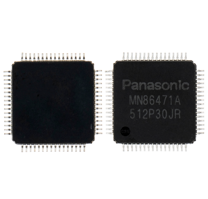 HDMI transmitter Control IC Chip MN86471A By Panasonic Repair Parts for  PS4