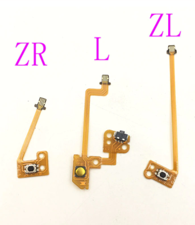 L ZL ZR Left Right Trigger and Minus switch Button Flex Cable Replacement for NS switch joycon