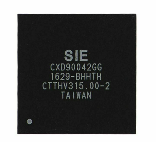 SCEI CXD90042GG Southbridge IC Chips Replacement for Playstation 4 PS4 Slim CUH 2000 - Reballed