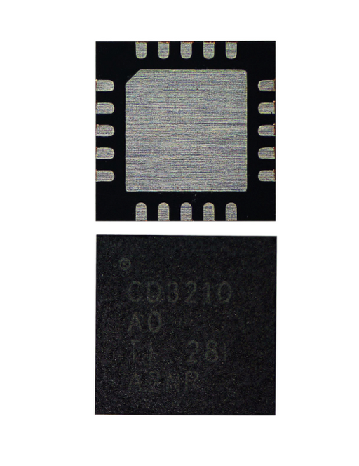 Power IC Chip Compatible For Notebooks / MacBooks (CD3210A0, QFN-20Pin)