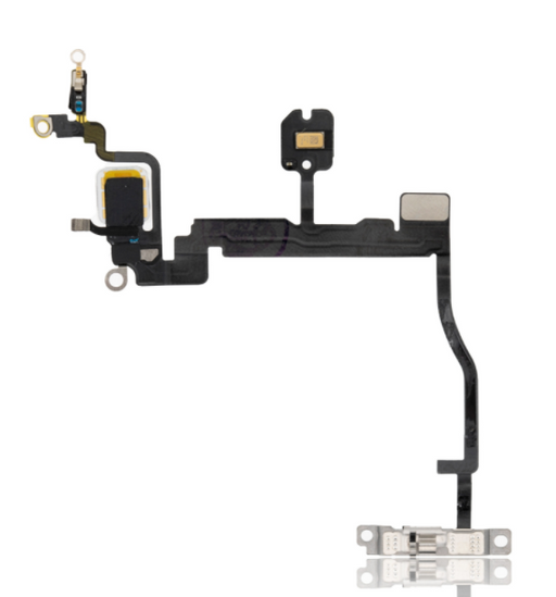 Power Button Flex Cable Compatible For iPhone 11 Pro