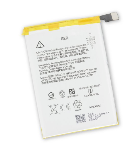 Google Pixel 3 XL Battery