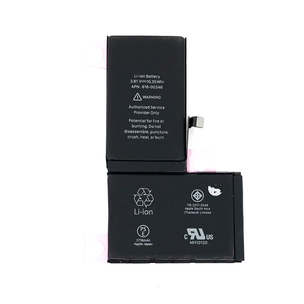 iphone X replacement battery