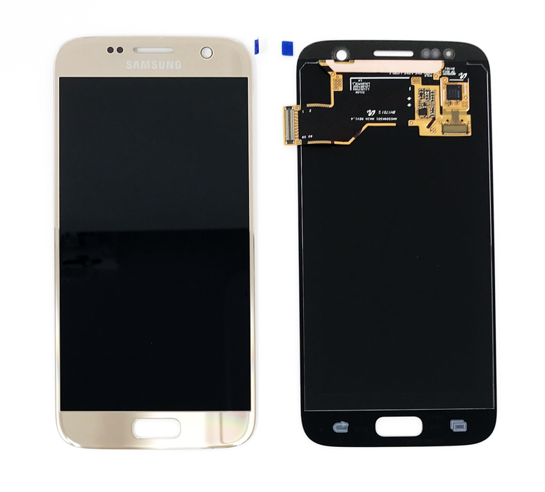 Galaxy S7 (SM-G930) LCD w/ COMPLETE Gasket kit