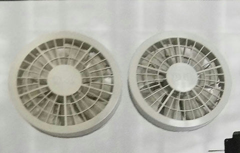 Zippkool Replacement Fans (Set of two)