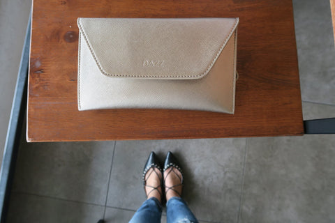 On The Go by Dazz Clutch