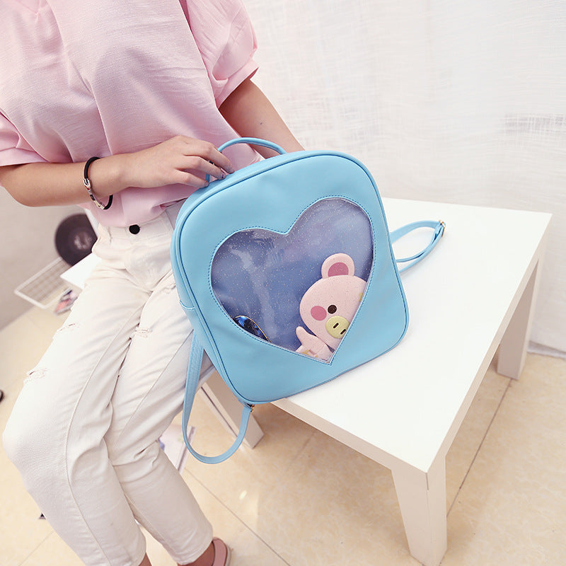 Candy Backpack - Blue