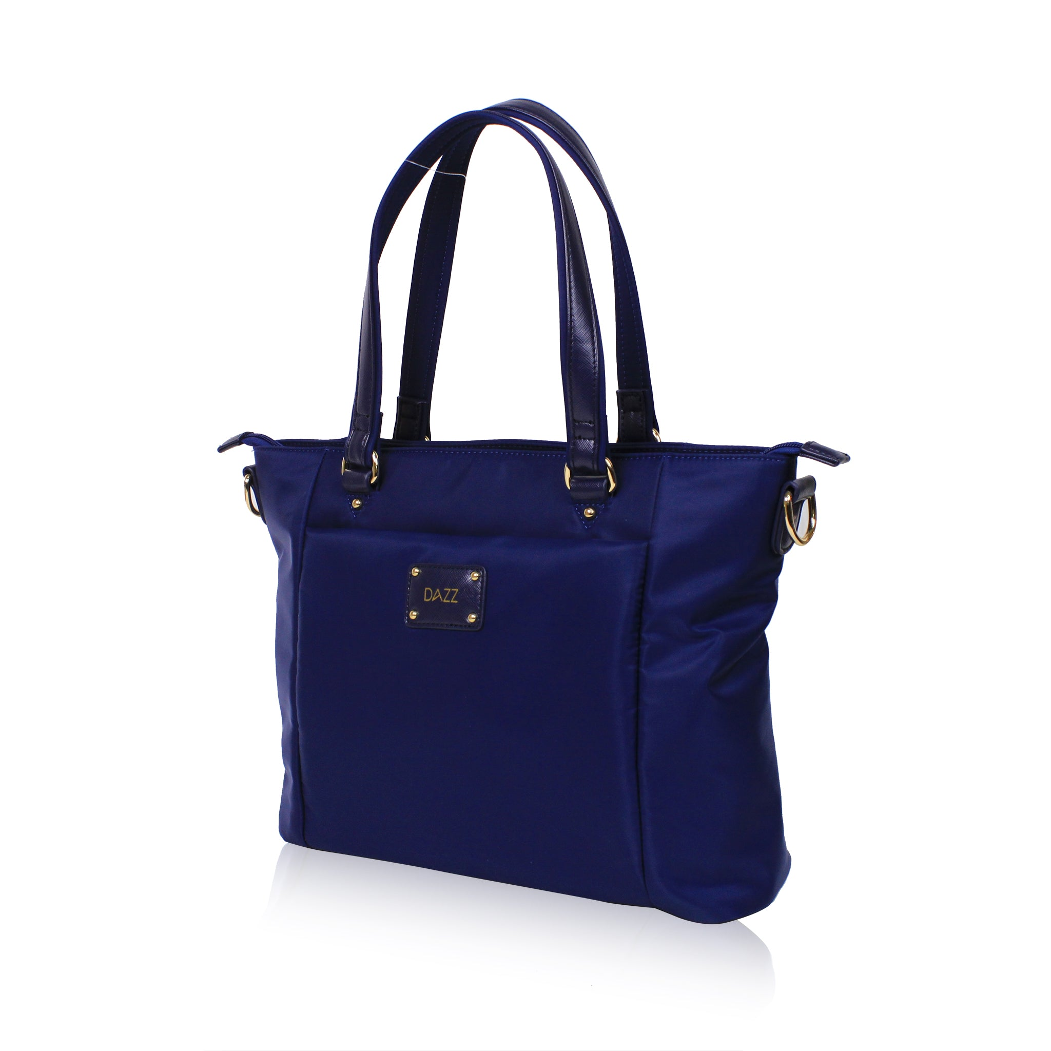 Work On the Go Tote Bag - Royal Blue